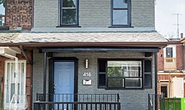416 Margueretta Street, Toronto, ON, M6H 3S5