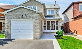 64 Woodside Court, Brampton, ON, L6Y 3Z1