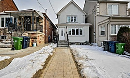 291 Boon Avenue, Toronto, ON, M6E 4A2