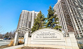 1623-700 Humberwood Boulevard, Toronto, ON, M9W 7J4