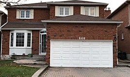640 Farwell Crescent, Mississauga, ON, L5R 2A7