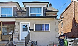 492 Lansdowne Avenue, Toronto, ON, M6H 3Y3