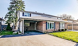 1663 Wavell Crescent, Mississauga, ON, L4X 1X2