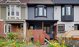 746 Brock Avenue, Toronto, ON, M6H 3P2
