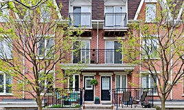 Th304-60 Joe Shuster Way, Toronto, ON, M6K 1Y8