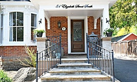 51 Elizabeth Street S, Brampton, ON, L6Y 1R2