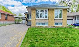 55 Alhart Drive, Toronto, ON, M9V 2N1