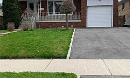 Main Fl-60 Lemonwood Drive, Toronto, ON, M9A 4L5