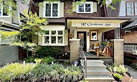 147 Clendenan Avenue, Toronto, ON, M6P 2W9