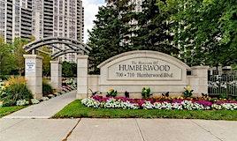 2407-710 Humberwood Boulevard, Toronto, ON, M9W 7J5