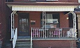 304 Dunsmure Road, Hamilton, ON, L8M 1T1