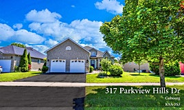 317 Parkview Hills Drive, Cobourg, ON, K9A 5S3