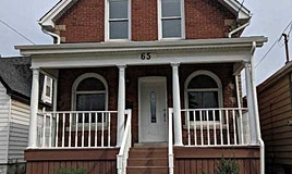 65 E 24th Street, Hamilton, ON, L8V 2X9