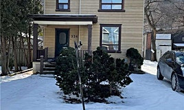 324 Cumberland Avenue, Hamilton, ON, L8M 2A1