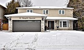 71 Barrydale Crescent, Toronto, ON, M3B 3E3