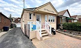 577 Oakwood Avenue, Toronto, ON, M6E 2X6
