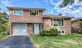 70 Bowerbank Drive, Toronto, ON, M2M 2A1