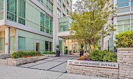 1709-120 Homewood Avenue, Toronto, ON, M4Y 1J4