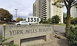 1811-1338 York Mills Road, Toronto, ON, M3A 3M3