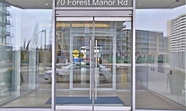1309-70 Forest Manor Road, Toronto, ON, M2J 0A9