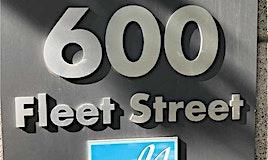 731-600 Fleet Street, Toronto, ON, M5V 1B7