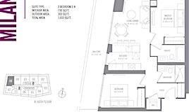 3009-2221 Yonge Street, Toronto, ON, M4S 0B8