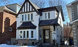 453 Roselawn Avenue, Toronto, ON, M5N 1J9