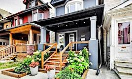 1447 Dundas Street E, Toronto, ON, M4M 1S7