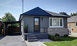 24 Delwood Drive, Toronto, ON, M1L 2S5