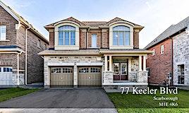 77 Keeler Boulevard, Toronto, ON, M1E 0B6