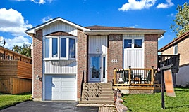 634 Crimson Crescent, Oshawa, ON, L1J 8C7