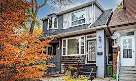 40 Corley Avenue, Toronto, ON, M4E 1T9