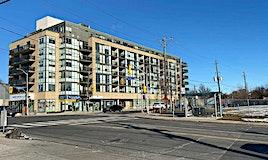 204-3520 Danforth Avenue, Toronto, ON, M1L 1E5