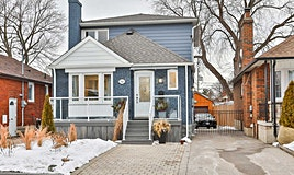700 Sammon Avenue, Toronto, ON, M4C 2E4