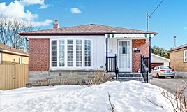 181 Sedgemount Drive, Toronto, ON, M1H 1Y1