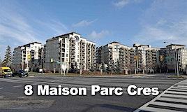 502-8 Maison Parc Court, Vaughan, ON, L4J 9K5