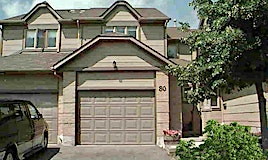 80-3600 Colonial Drive, Mississauga, ON, L5L 5P5