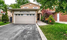 213 Bufford Drive, Brampton, ON, L6Y 3N3