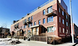 121-20 Elsie Lane, Toronto, ON, M6P 3N9