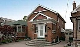 31 Bowie Avenue, Toronto, ON, M6E 2P2