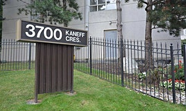 2103-3700 Kanef Crescent, Mississauga, ON, L5A 4B8