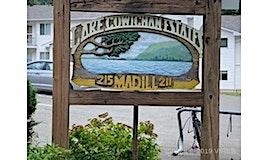 26-215 Madill Road, Lake Cowichan, BC, V0R 2G0