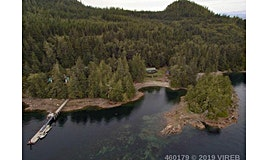 100 West Pass, North Coast Small Islands, BC