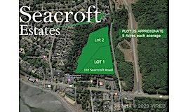 331 Seacroft Road, Qualicum Beach, BC, V9K 2B4