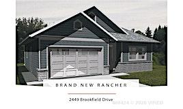 2449 Brookfield Drive, Courtenay, BC