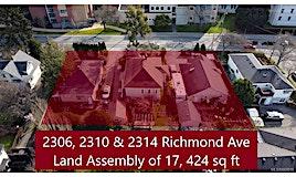 2306 Richmond Road, Victoria, BC, V8R 4R8