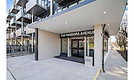 N212-1105 Pandora Avenue, Victoria, BC, V8V 3P9