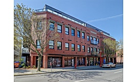 207-595 Pandora Avenue, Victoria, BC, V8W 1N5