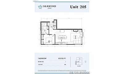 205-2447 Henry Avenue, Sidney, BC, V8L 4N3