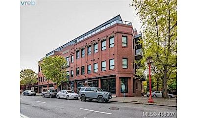 411-595 Pandora Avenue, Victoria, BC, V8W 1N4
